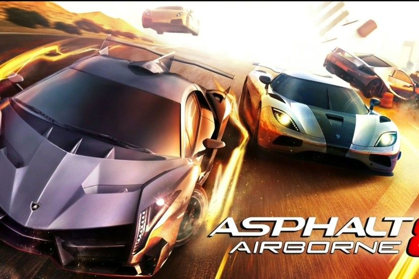 Asphalt 8 Airborne Wallpaper - WallpaperSafari