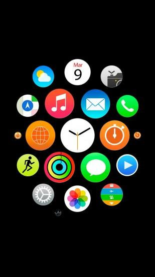 Apple Watch official 1 iphone 6 plus wallpaper.jpg (1080×1920)