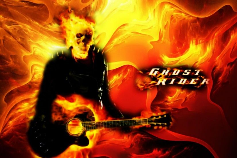 ... Ghost Rider Wallpapers | HQFX ... God Wallpaper - GzsiHai.com ...