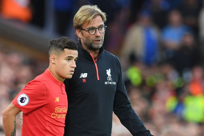 Liverpool manager Jurgen Klopp has confirmed that star forward, Philippe  Coutinho will not be part of his team's trip to West Ham United on Saturday.