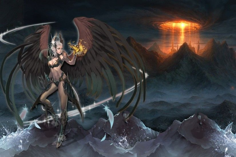 Video Game - Lineage II Wallpaper