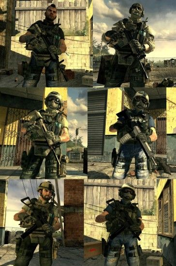 Call of Duty: Modern Warfare 2 - Task Force 141