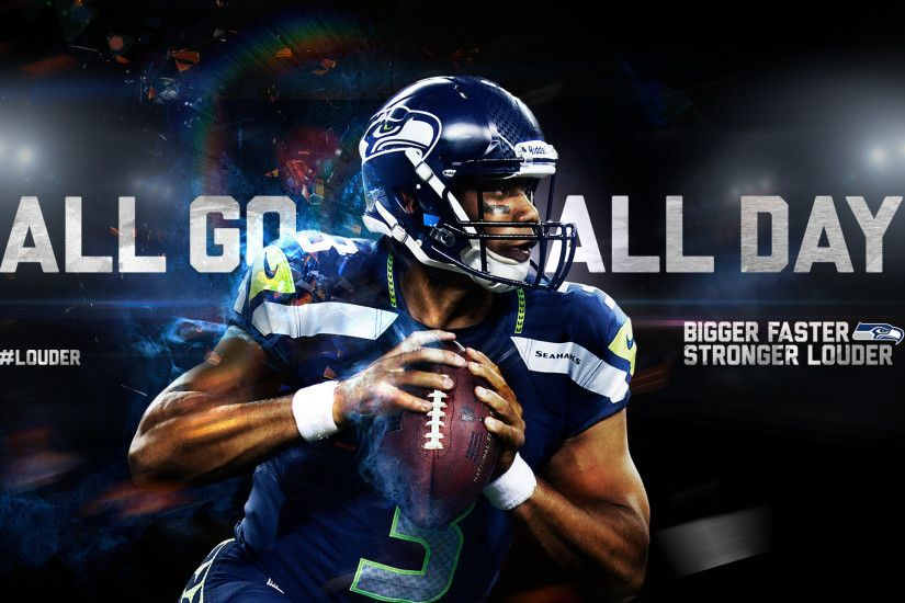 Seahawks – NFL Background :: Full (1080p) & Ultra HD .