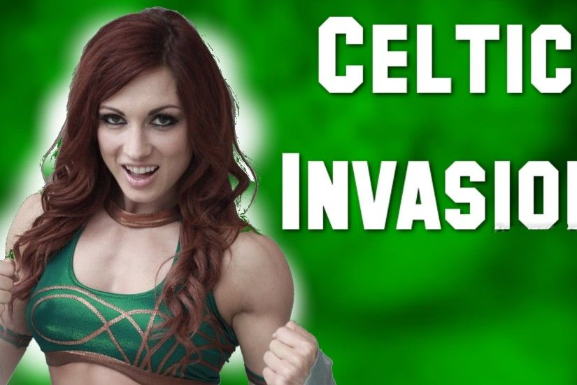 "WWE Becky Lynch Theme Song ""Celtic Invasion"""
