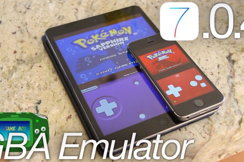 NEW Install GBA Emulator Without iOS 7.0.4 Jailbreak FREE Gba4iOS 2.0 iPhone  5S,iPod iPad & Roms - YouTube