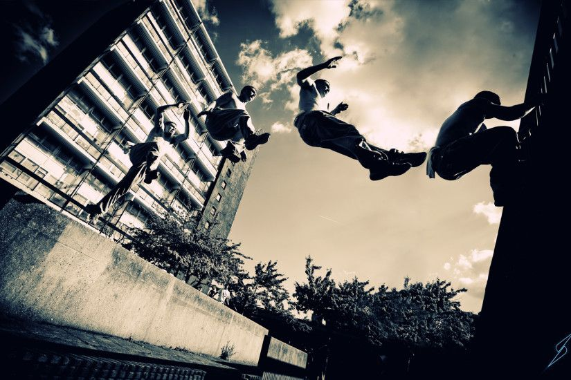 Download Parkour Free Running Wallpapers Gallery