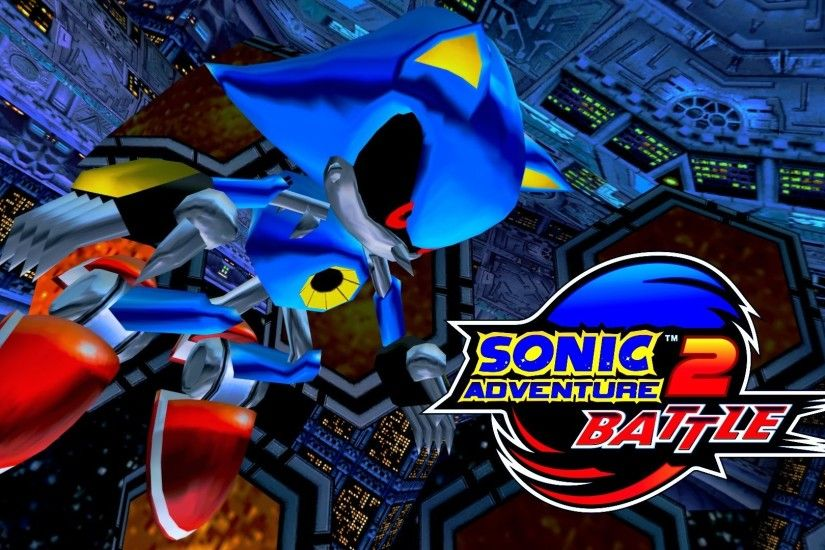 Sonic Adventure 2: Battle - Final Chase - Metal Sonic [REAL Full HD,  Widescreen] - YouTube