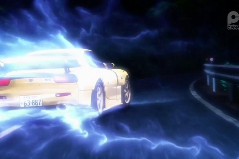 HD Initial D Fifth Stage Ep Apsalus Anime Wallpaper