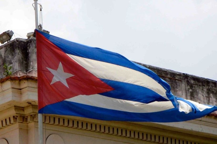 Cuban Flag Free Wallpaper HD 1920x1080 6336