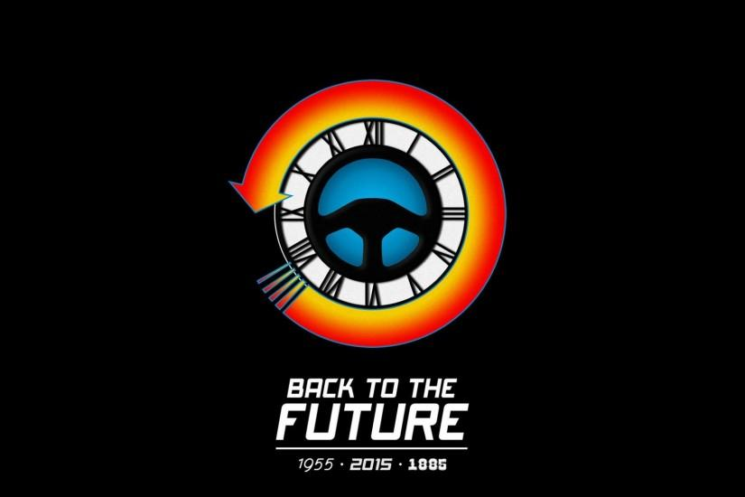 Movie - Back To The Future Wallpaper