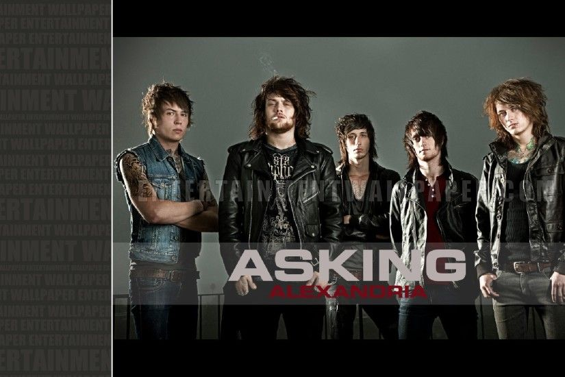 Asking Alexandria Wallpaper - #40039479 (1920x1200 .