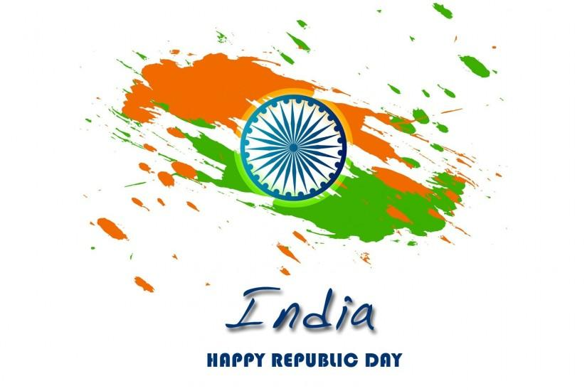 11309 Views 7259 Download 26 January Happy Republic Day HD Desktop Photo  Background