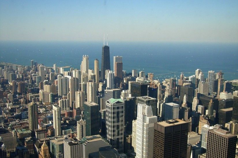 chicago skyline images