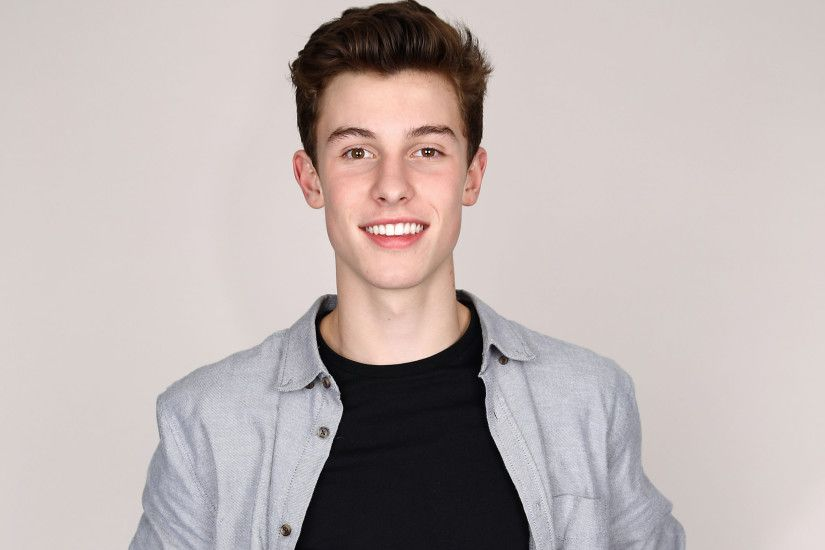 Shawn Mendes Smile Wallpaper Background 56314