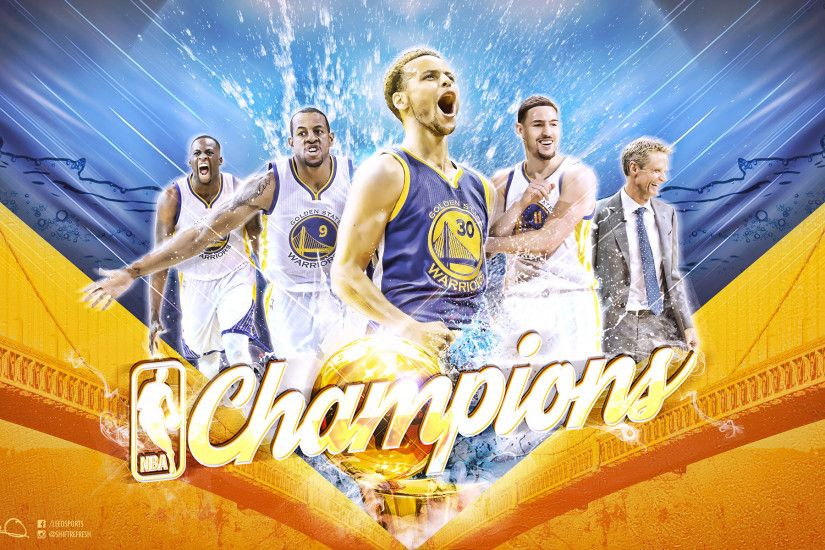 Golden, State, Warriors, Nba, Champions, Wallpaper