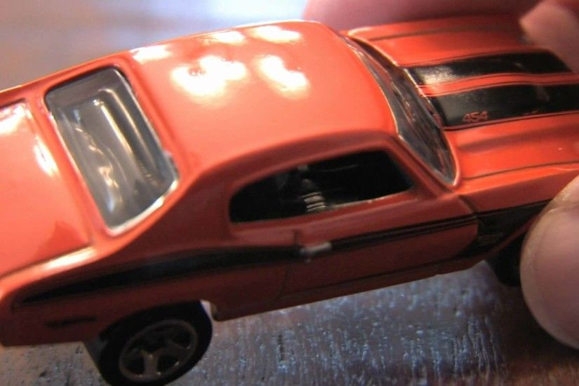 1970 CHEVELLE SS Hot Wheels review by CGR Garage