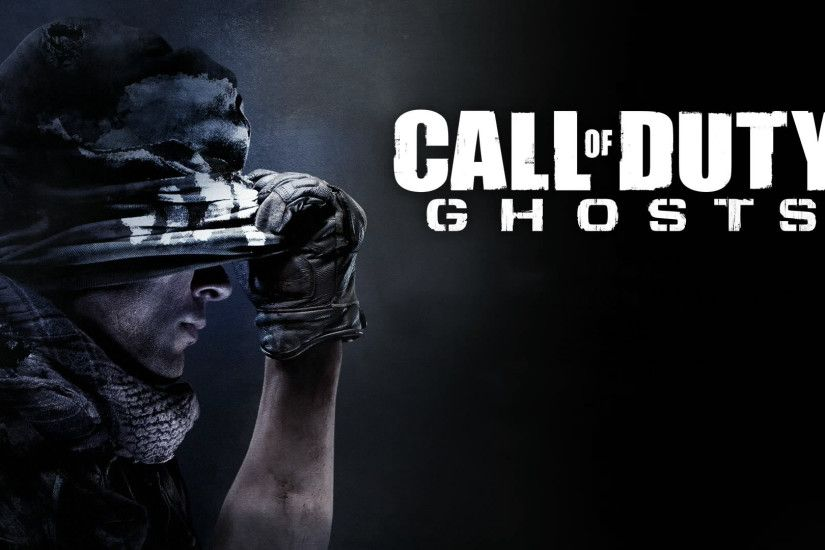 Call of Duty Ghost Wallpapers Wide.