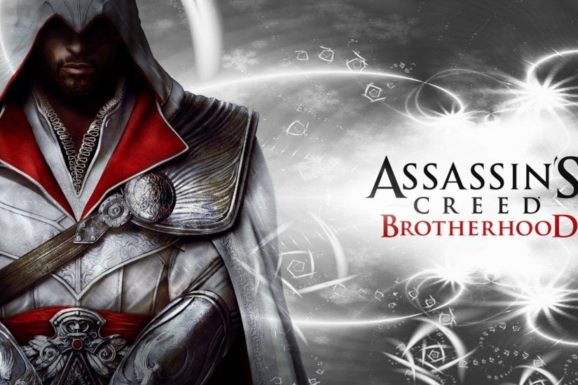 Wallpaper from Assassin's Creed: Brotherhood