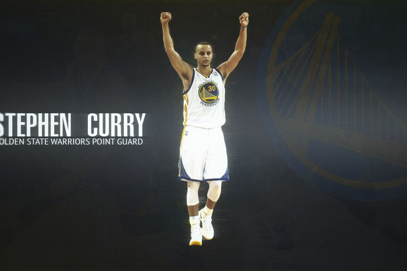 Stephen Curry Desktop Wallpaper by JamesSStudios on DeviantArt