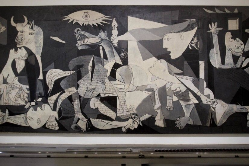 Images For > Picasso Guernica Wallpaper