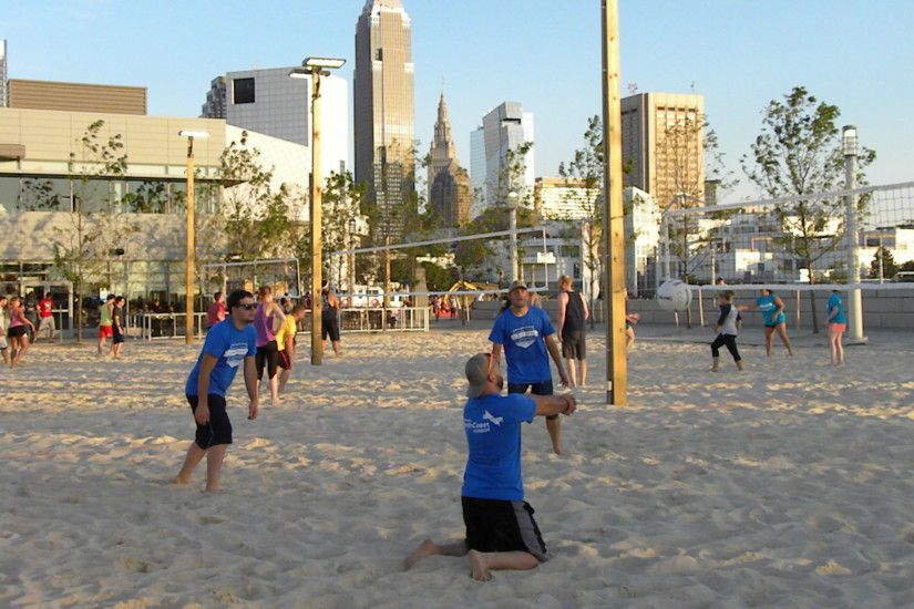 Hermes Sport & Social Sand Volleyball Leagues