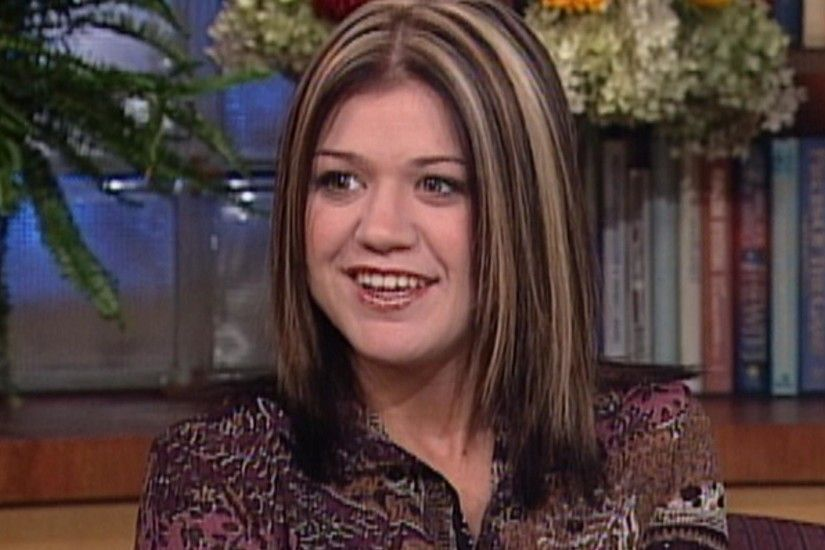 Watch Kelly Clarkson talk 'American Idol' on TODAY in 2002 - TODAY.com