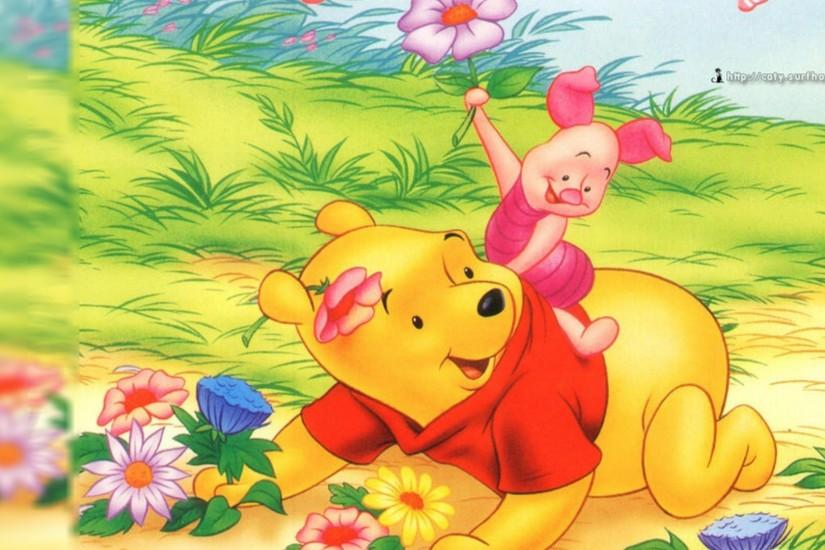 HQ RES Wallpapers of Winnie-the-Pooh