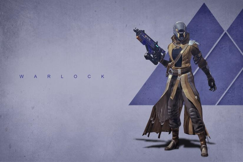 Destiny Overwatch recreated some of the existing Destiny wallpapers with  their new set in-game character models.