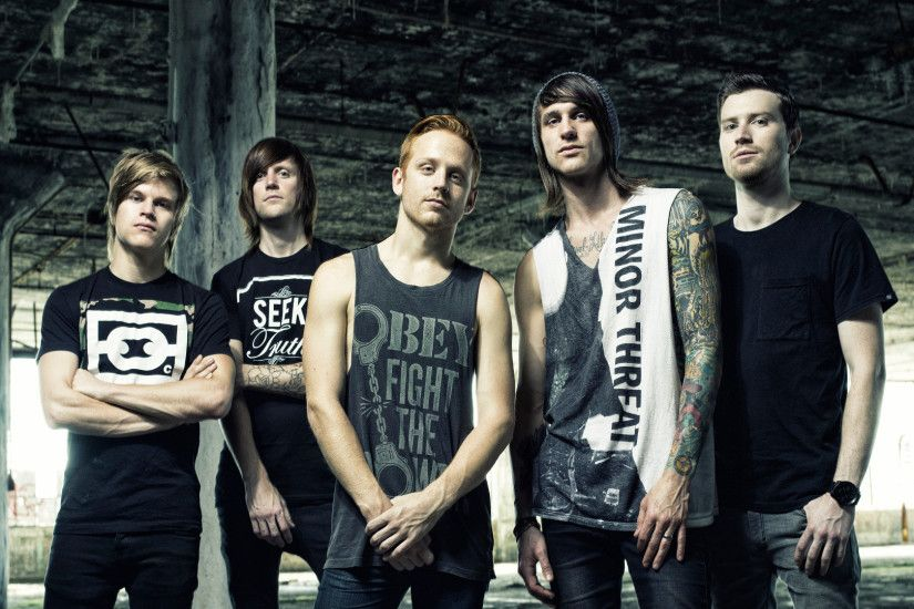 Blessthefall Background HD.