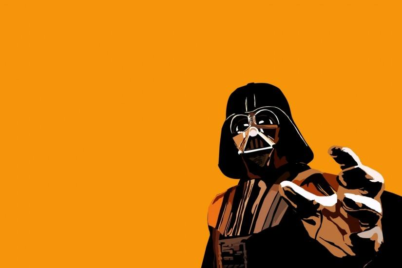 3840x2160 Wallpaper darth vader, hand, mask, cape