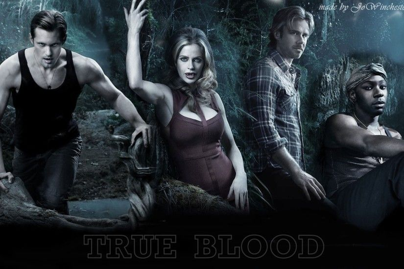TRUE BLOOD drama fantasy mystery dark horror hbo television series vampire  (199) wallpaper | 1990x1200 | 337867 | WallpaperUP