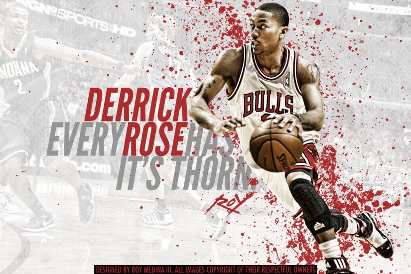 Derrick Rose by Roy03x Derrick Rose by Roy03x