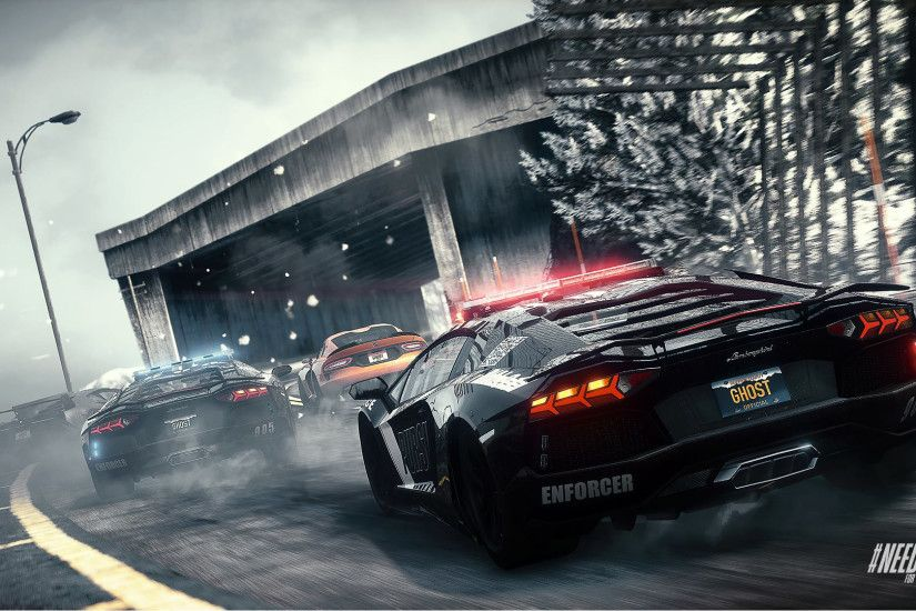 Preview wallpaper need for speed rivals, lamborghini aventador, lamborghini  veneno, dodge srt viper