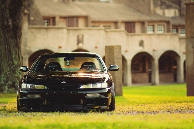 nissan coupe black nissan silvia s15 sports car