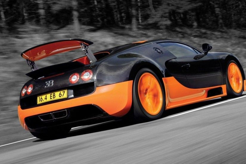 Bugatti Veyron Super Sport Wallpaper Widescreen - Taborat.com