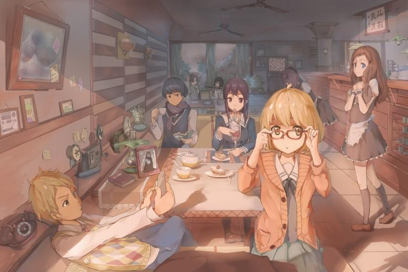 HD Wallpaper | Background ID:499794. 2500x1600 Anime Beyond The Boundary