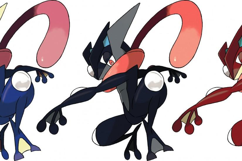 Shiny Greninja by KrocF4 Shiny Greninja by KrocF4