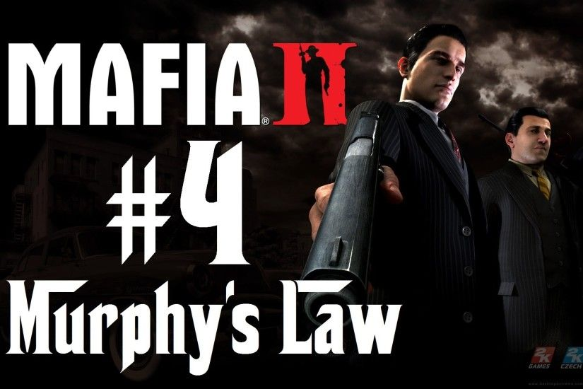 Mafia 2 Walkthrough: Chapter 4 - Murphy's Law