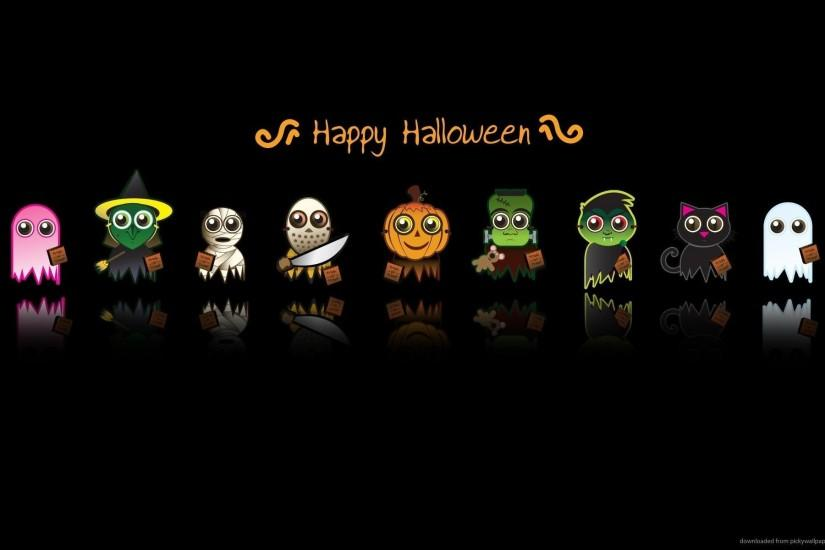 full size cute halloween wallpaper 1920x1200