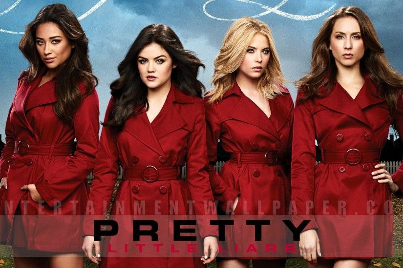 Pretty Little Liars Wallpaper - Original size, download now.