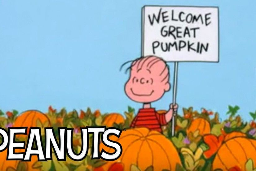 Waiting for the Great Pumpkin (Official PEANUTS Video)