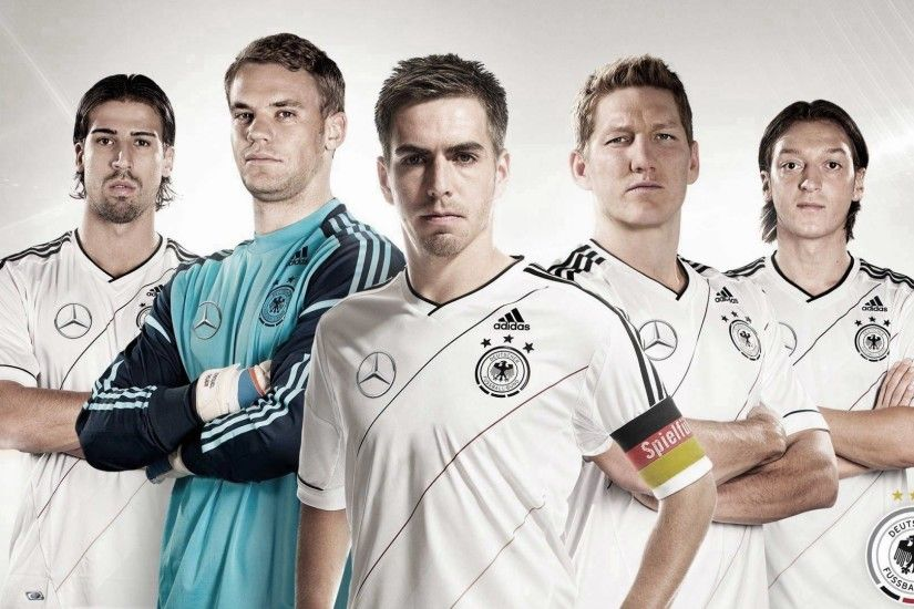 Germany National Football Team 2012 Wallpaper