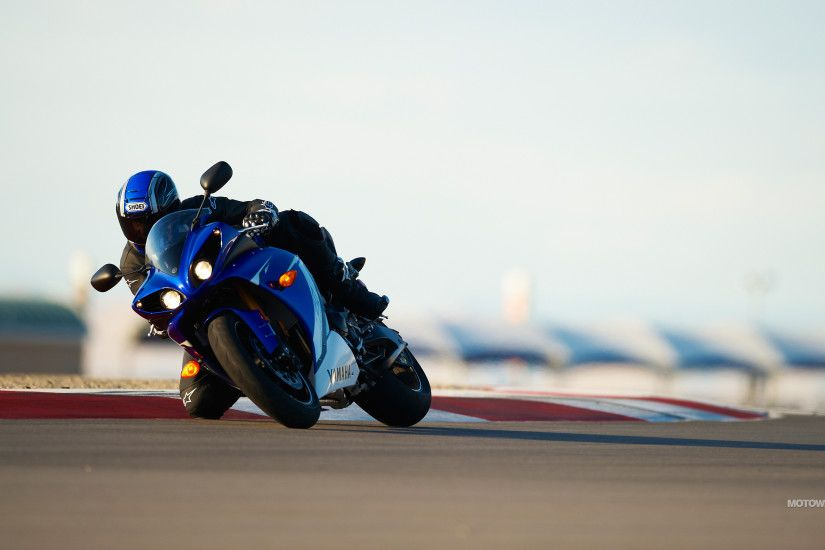 Motorcycle wallpapers Yamaha YZF-R1 ...