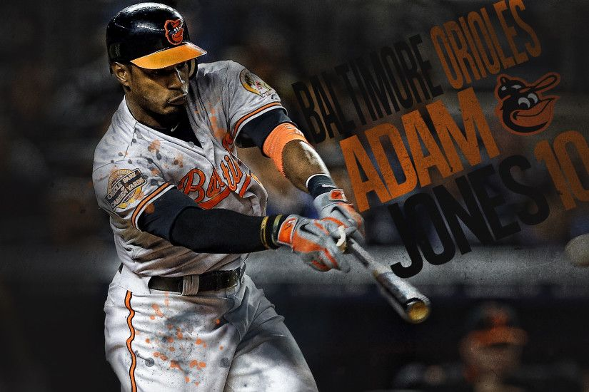SheWhispered 1 0 Adam Jones Baltimore Orioles by 31ANDONLY