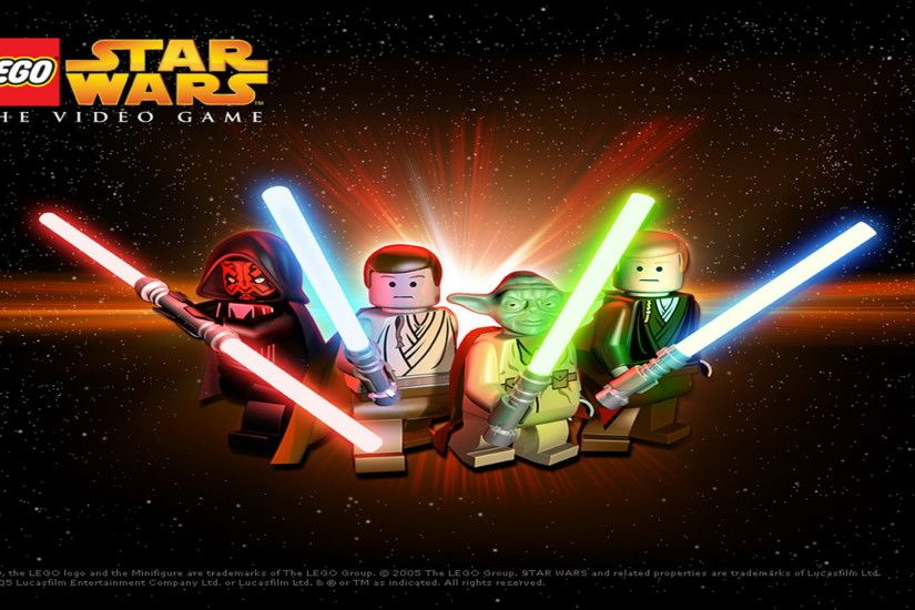 Lego Star Wars Wallpapers (42 Wallpapers)