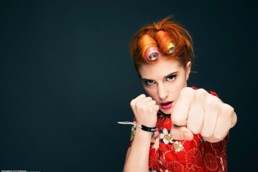 Free hayley williams wallpaper background