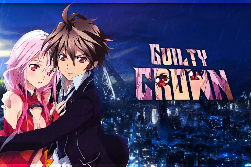 ... Guilty Crown - Desktop Wallpaper [FULL HD] by iDavix