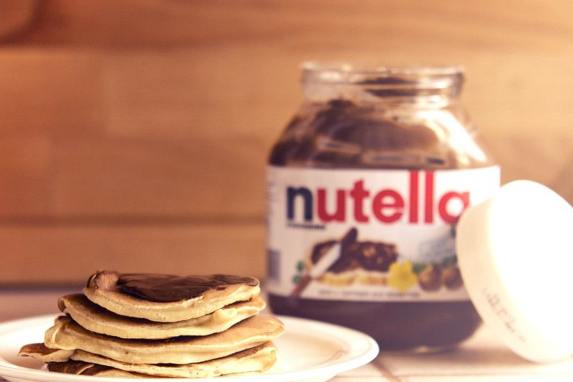 Food - Nutella Wallpaper