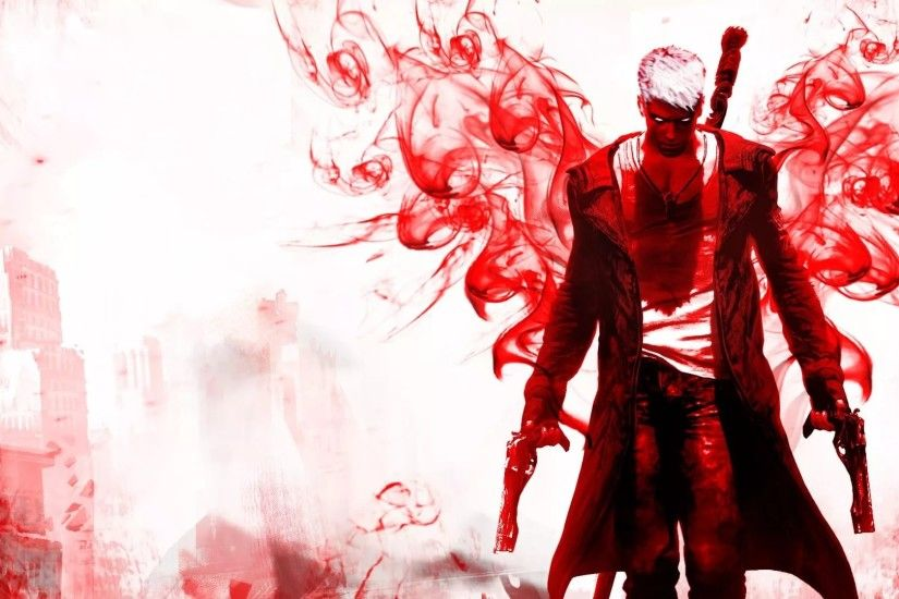 ... Dmc Devil May Cry Background ...