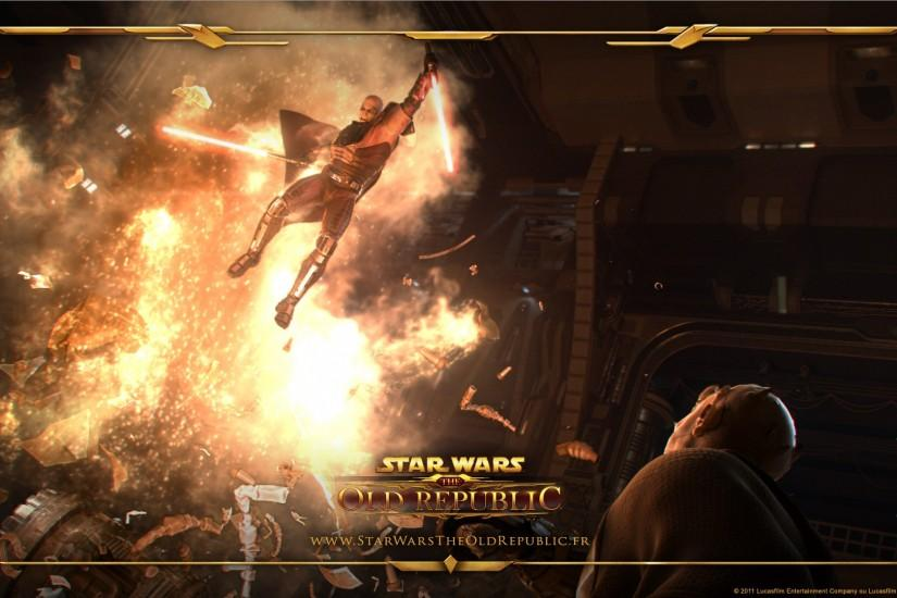Star wars: The Old Republic - Star Wars Wallpaper (26970240) - Fanpop
